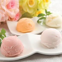 〜果実の便り〜国産フルーツアイス物語