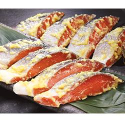 北海道産鮭の西京味噌漬
