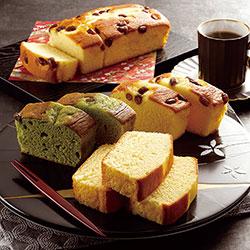 「祇園さゝ木」パウンドケーキ