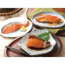 氷温熟成 煮魚焼き魚ギフトセット10切