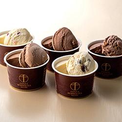 銀座千疋屋 銀座ショコラアイス