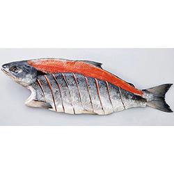 知床鮭スライス2�s