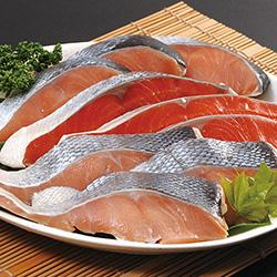 鮭3種切身セット