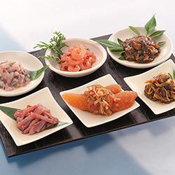海鮮紀行6種