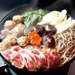 京都祇園末友鴨鍋セット