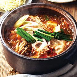 さくらポーク チゲ鍋スープセット