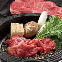 三大和牛(神戸・松阪・米沢)すき焼き食べ比べ