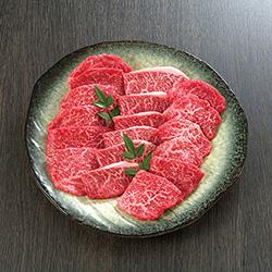 神戸牛焼肉3種(ランプ・イチボ・マルシン)