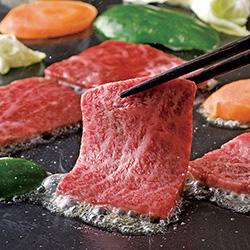 赤城牛カルビ焼肉
