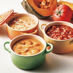 フォレシピもぐもぐお野菜スープセット