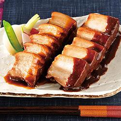 米久の晩餐 和奏の味豚肉の味噌煮込み&和醤煮込み