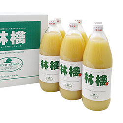 岩木山りんごジュース(6本)