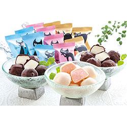 イーペルの猫祭り プチチョコアイス