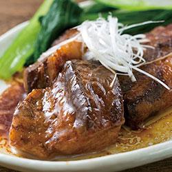 鹿児島黒豚角煮セット
