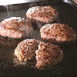 鳥取和牛生ハンバーグ